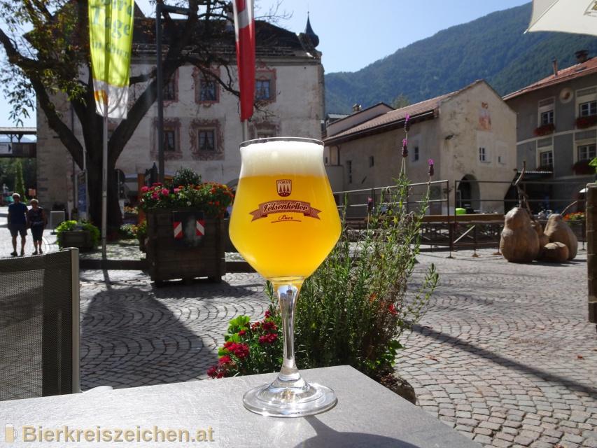 Foto eines Bieres der Marke Forst Felsenkeller aus der Brauerei Forst