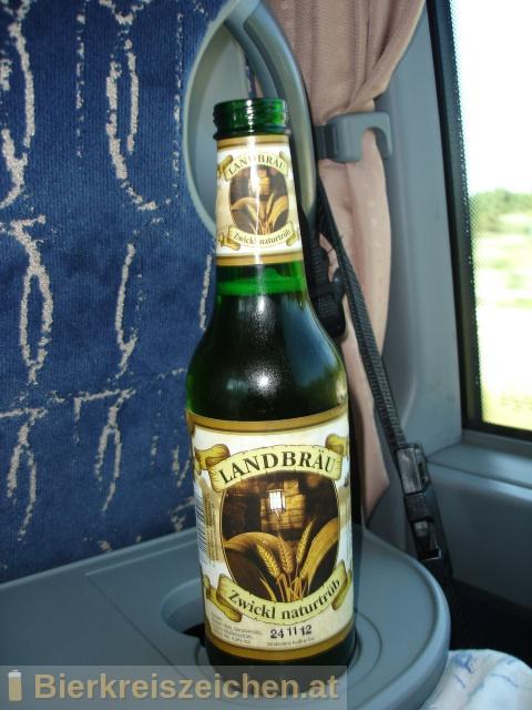 Foto eines Bieres der Marke Wurmhöringer - Leichtes Landbräu aus der Brauerei Wurmhöringer