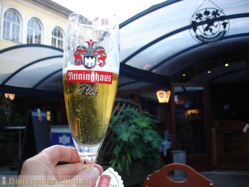 Foto eines Bieres der Marke Reininghaus Jahrgangs Pils 2012 aus der Brauerei Brauerei Puntigam