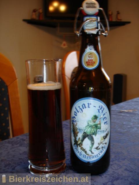 Foto eines Bieres der Marke Holzar aus der Brauerei Höss Brau- und Vertriebs GmbH & Co. KG