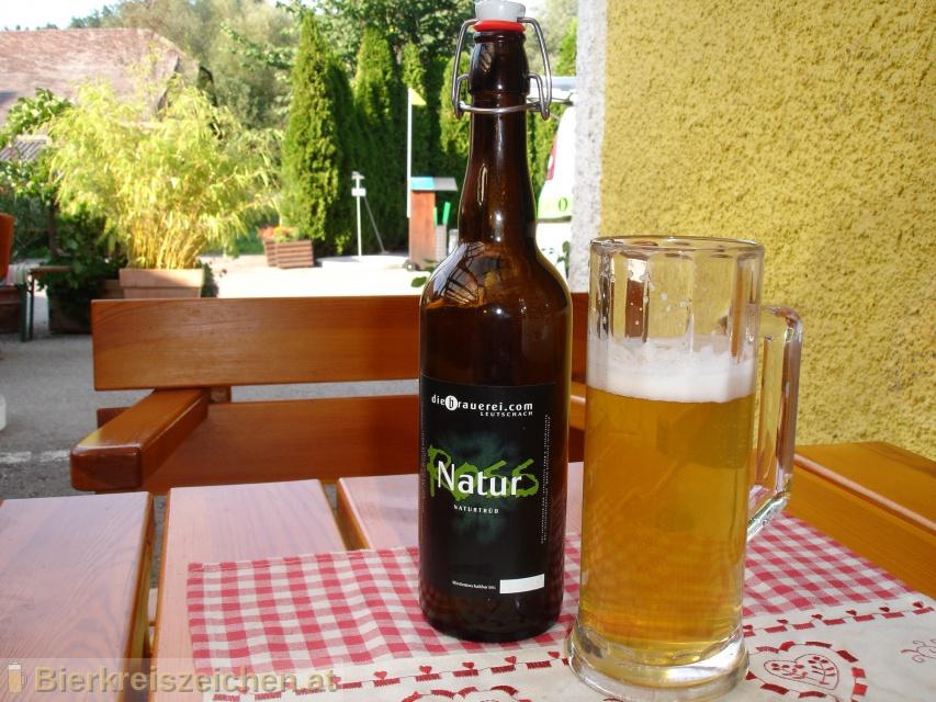 Foto eines Bieres der Marke Rossnatur aus der Brauerei diebrauerei Leutschach GmbH