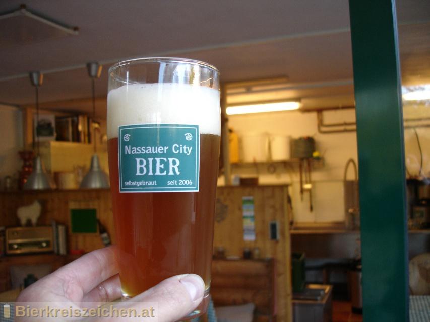 Foto eines Bieres der Marke Nassauer City Bier - Hausbier aus der Brauerei Nassauer City Bier