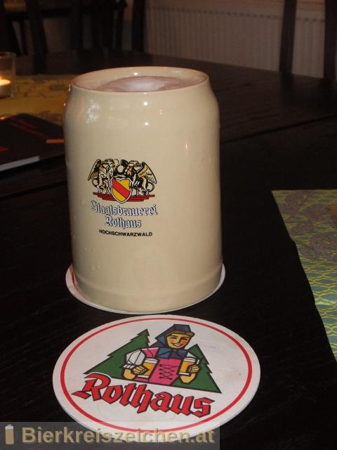 Foto eines Bieres der Marke Rothaus Märzen Export aus der Brauerei Badische Staatsbrauerei Rothaus AG