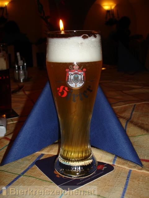 Foto eines Bieres der Marke Hirter Zwickl aus der Brauerei Brauerei Hirt