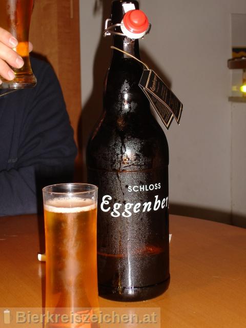 Foto eines Bieres der Marke Schloss Eggenberg - Urbock 23° aus der Brauerei Brauerei Schloss Eggenberg