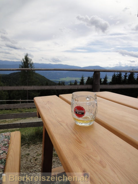 Foto eines Bieres der Marke Murauer Märzen aus der Brauerei Brauerei Murau