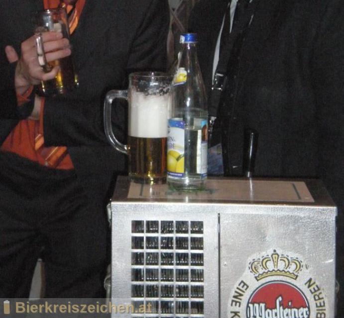 Foto eines Bieres der Marke Warsteiner Premium Verum aus der Brauerei Warsteiner Brauerei