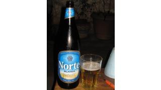 Cerveza Norte Blanca