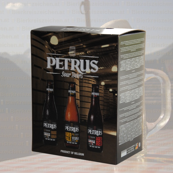 Produktinfo Petrus Sour Beers - Tradition