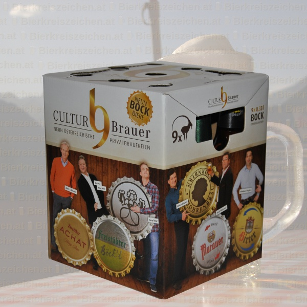 Produktinfo CULTURBrauer Bockbierbox 2013
