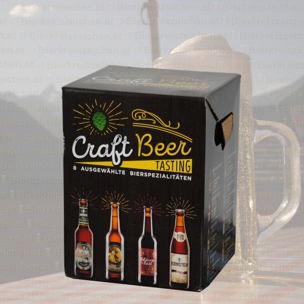 Produktinfo Craft Beer Tasting 2018