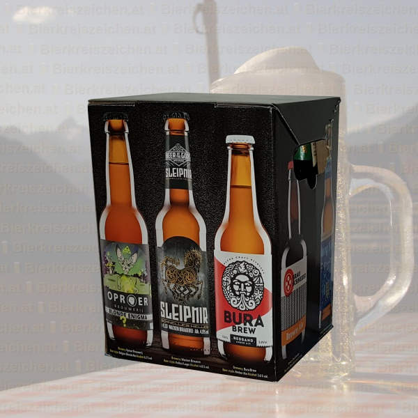 Produktinfo Craft Beer Tasting 2019
