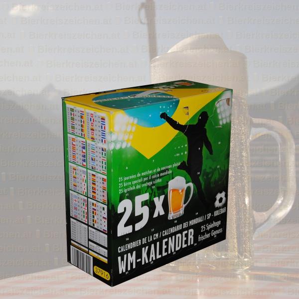 Produktinfo WM Kalender 2014