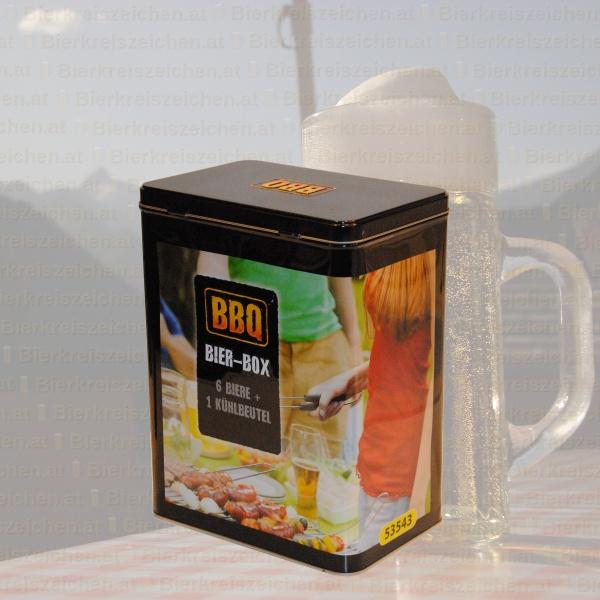 Produktinfo BBQ Bier-Box