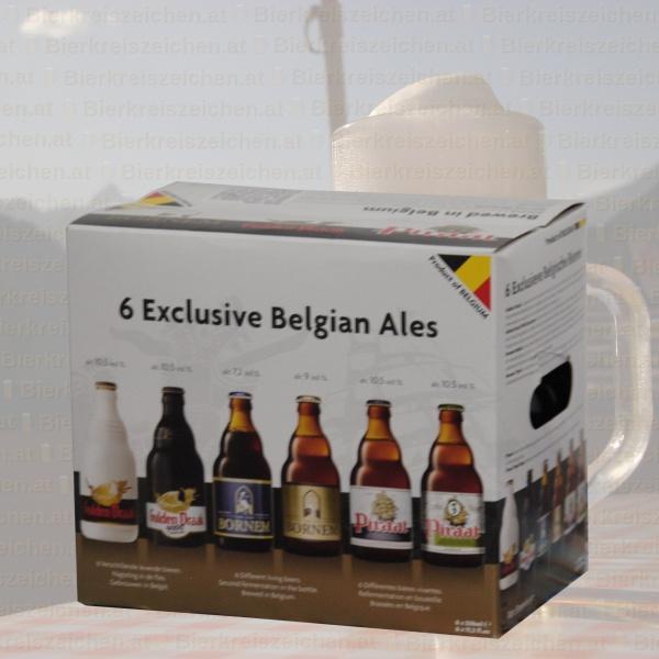 Produktinfo 6 Exclusive Belgian Ales