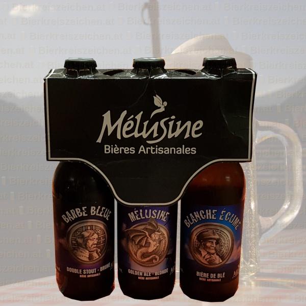 Produktinfo Mélusine Bières artisanales