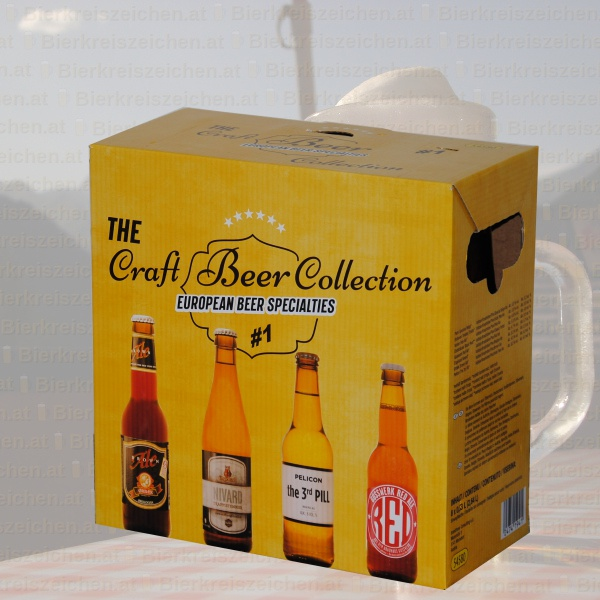 Produktinfo THE Craft Beer Collection #1