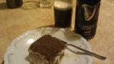 Ein Bieramisu mit einem Guinness