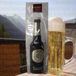 Warsteiner Pils als Schokolade Flasche von Hussel