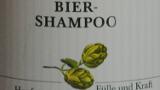 Alkmene Bier-Shampoo