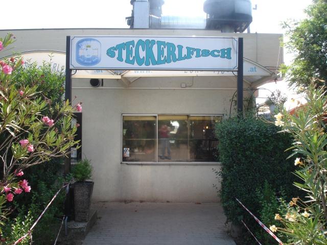 Gasthaus Steckerlfisch