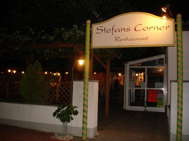 Stefans Corner