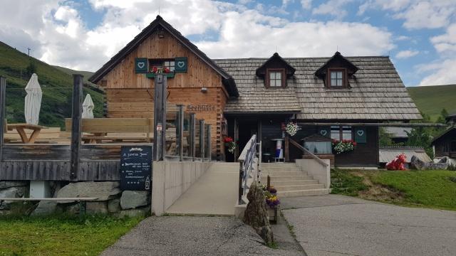 Almgasthaus Seehütte