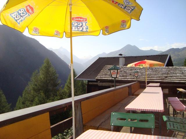 Alpengasthof Lenzerhof
