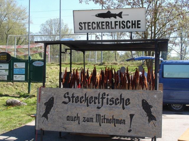 Steckerlfisch Wachau - Emmersdorf an der Donau