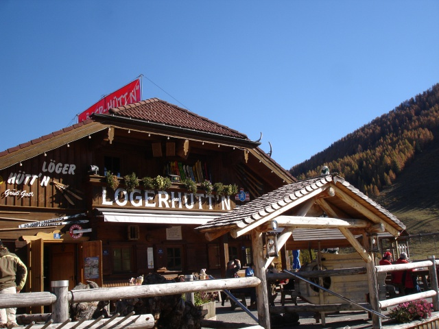 Löger-Hütte