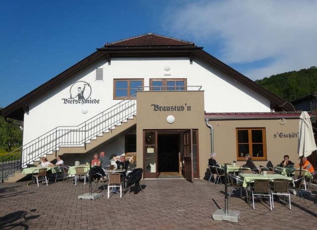 Bierschmiede - Braustub'n
