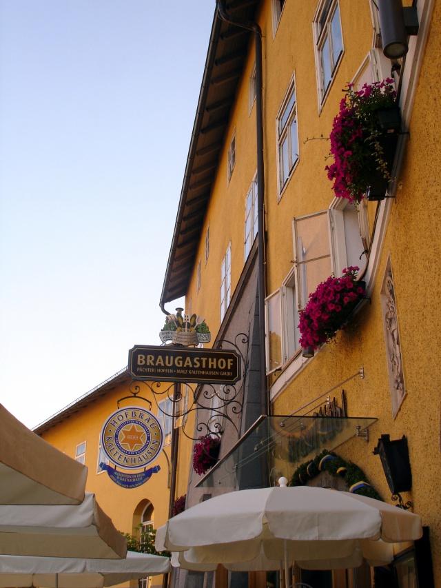 Braugasthof Hofbräu Kaltenhausen