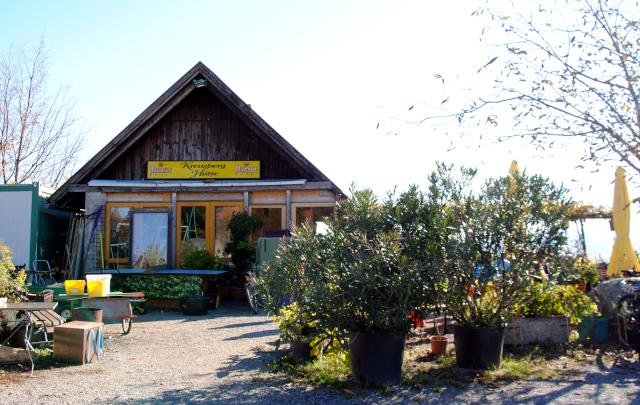 Kreuzberghütte