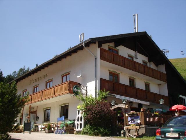 Berggasthof Plodererhof Niederalpl