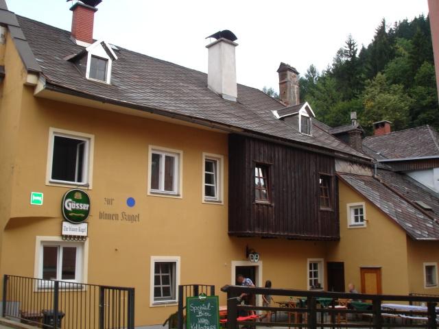 Gasthaus zur blauen Kugel