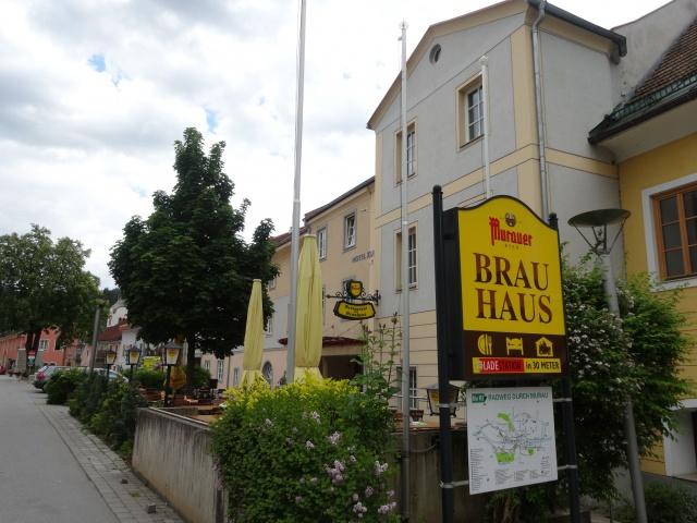 Hotel Zum Brauhaus in Murau