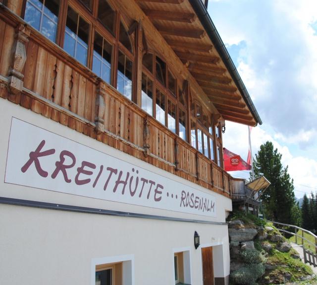Kreithuette - Rosenalm