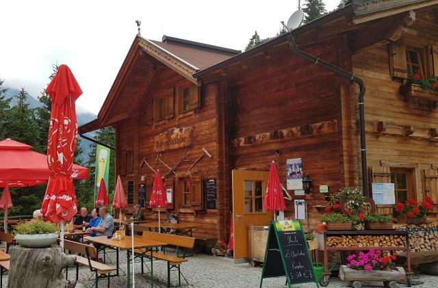 Jausenstation Bärenbadalm