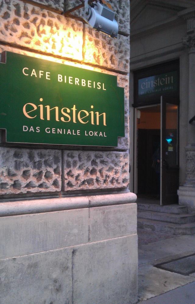 Cafe Bierbeisl Einstein