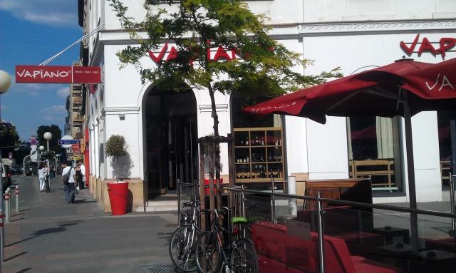 Vapiano - Praterstrasse