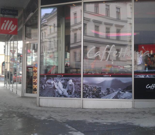 Caffetteria Illy - Rennweg