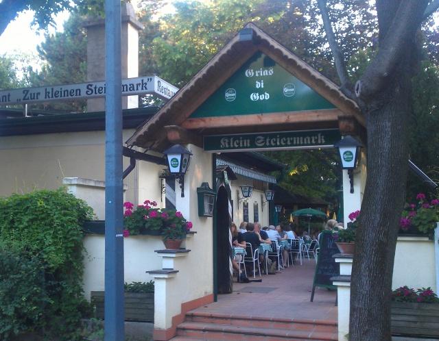 Klein Steiermark im Schweizergarten