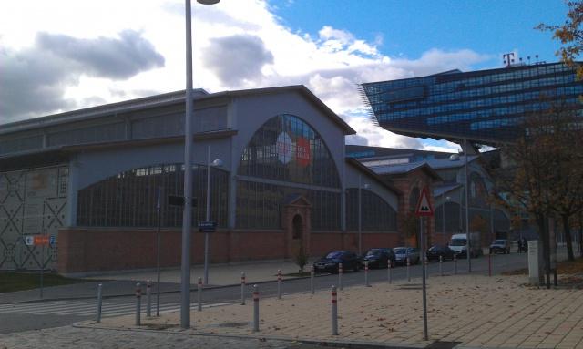 Marx Halle (ehemalige Rinderhalle)