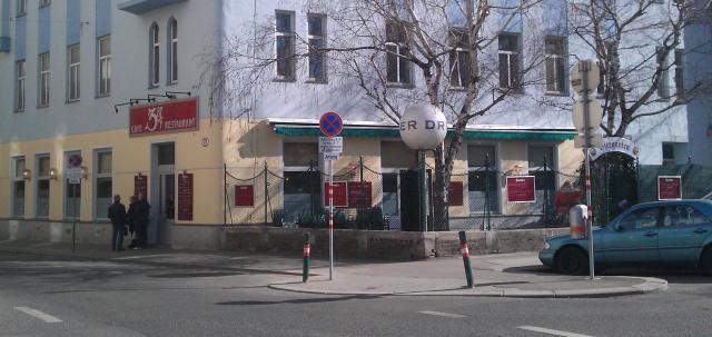 Cafe - Restaurant Dreier (3er)