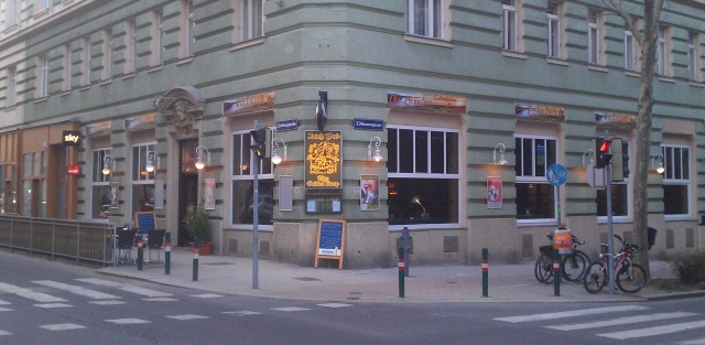 The golden Harp - Landstrasse