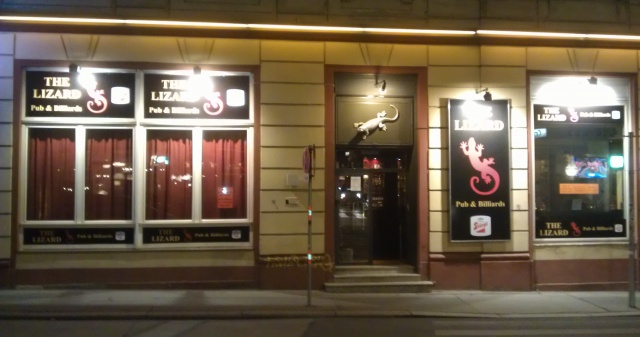 The Lizard Pub & Billards