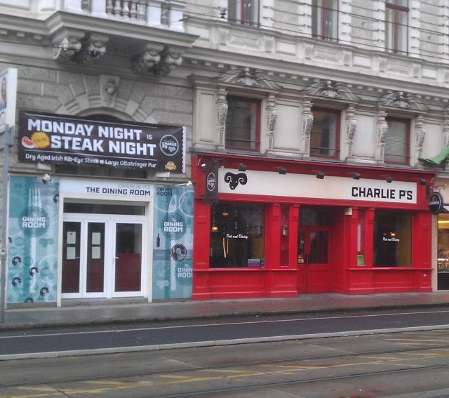 Charlie P's Pub