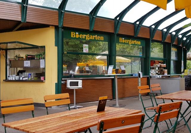 Biergarten (Tiergarten Schönbrunn)