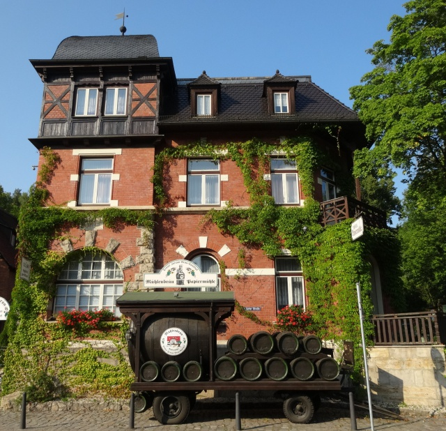 Braugasthof Papiermühle