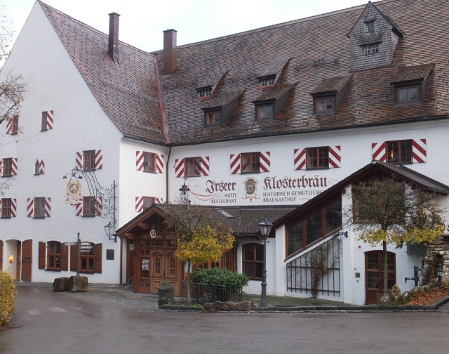 Braugasthof Irseer Klosterbräu